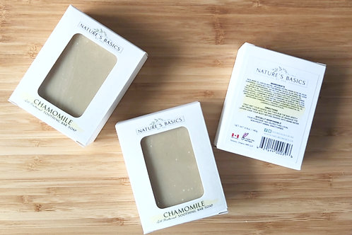 CHAMOMILE SOOTHING BAR SOAP