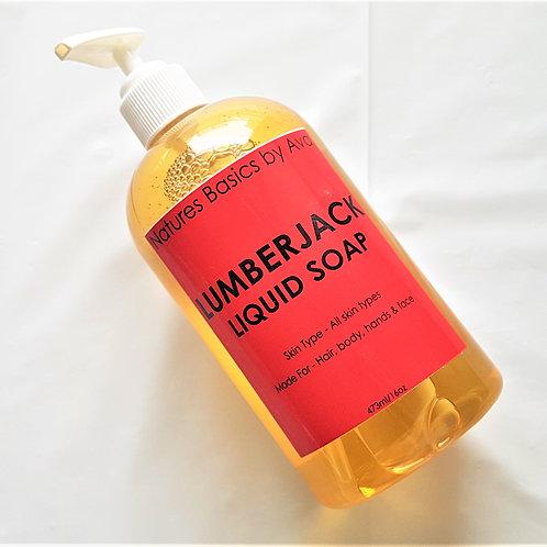 LUMBERJACK LIQUID SOAP