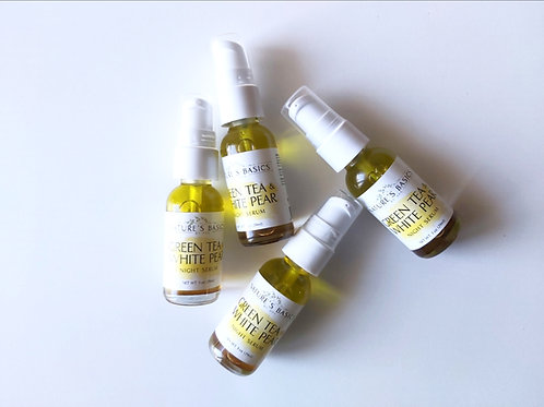 GREEN TEA & WHITE PEAR NIGHT SERUM