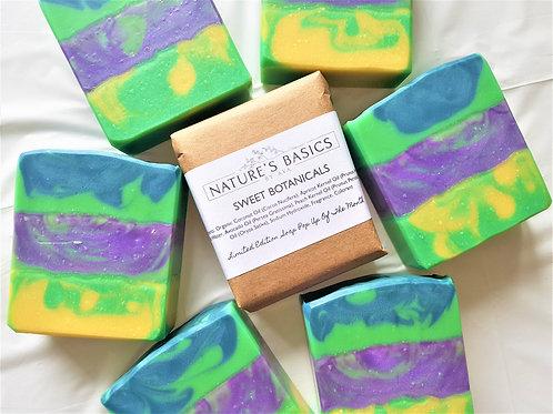 SWEET BOTANICALS BAR SOAP