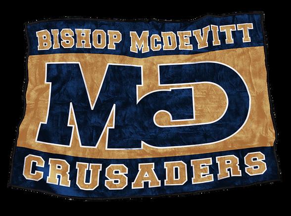 Bishop McDevitt Crusaders.png