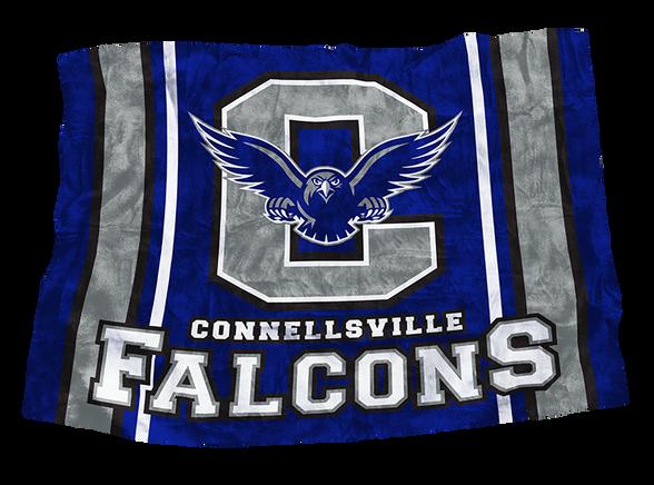 Connellsville Falcons.png