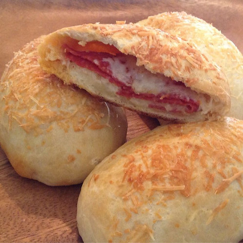 Mama Jo's Pepperoni Rolls 6 Pack