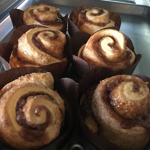 Old-Fashioned Rum Rolls 6 Pack