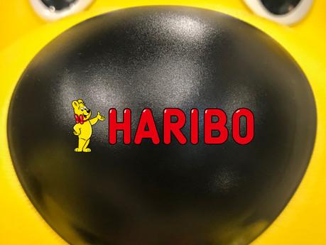 ようこそHARIBO
