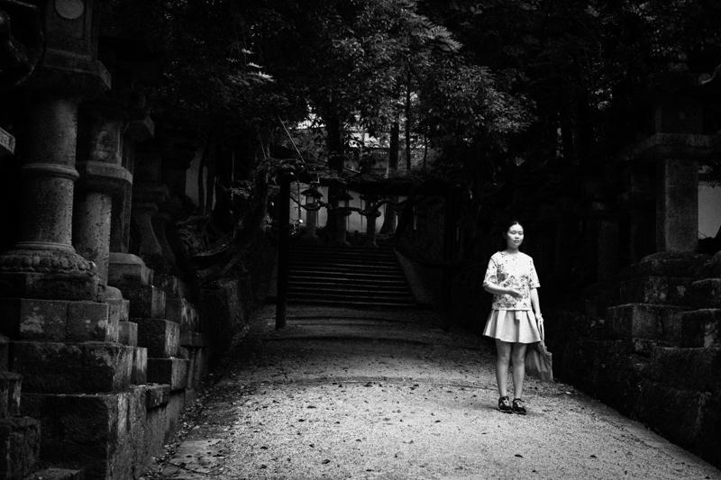 Nara girl