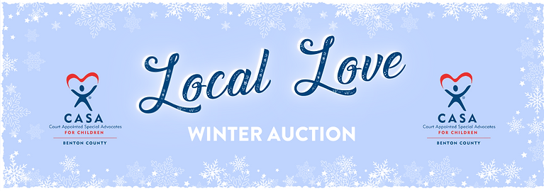 Local Love Winter Auction