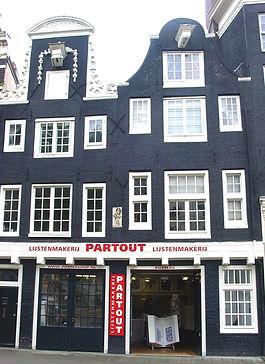 Lijstenmaker, Amsterdam, Lijsten