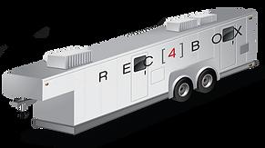 rec4box mobile production trailer montreal