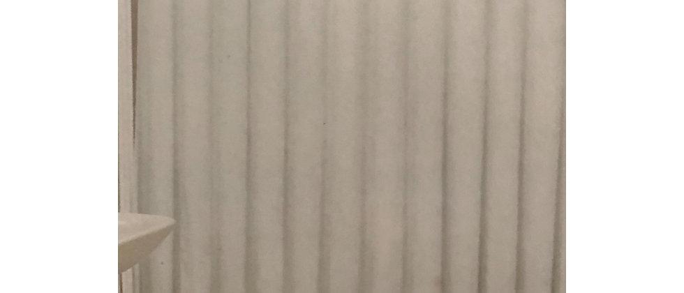 Super Duluxe Vinyl Shower Liner