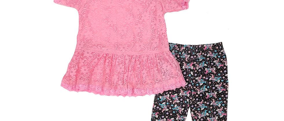 Infant - Allura -3 pc Legging Set