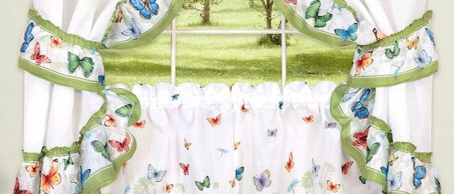 "Butterflies - 5-pc 36"" Kitchen Cottage Set"