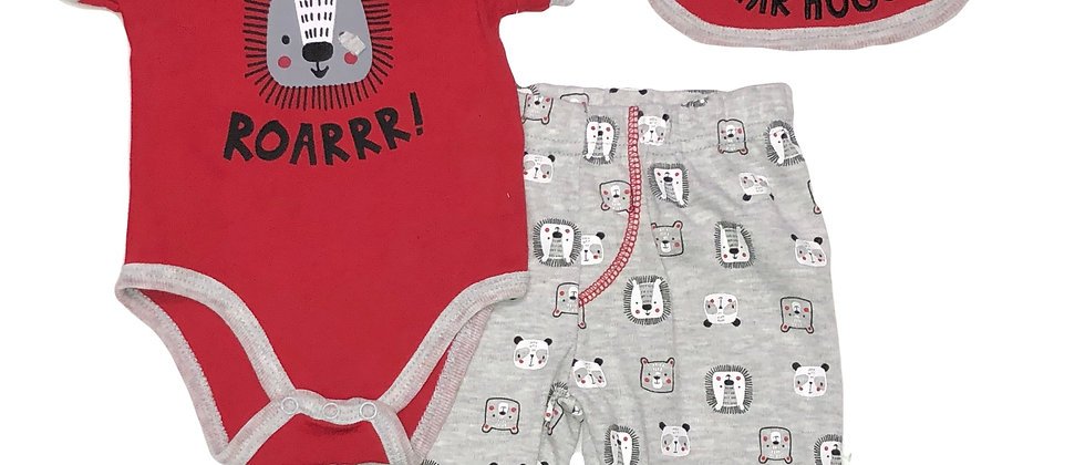 Infant - Little Joy 3 pc Creeper Set