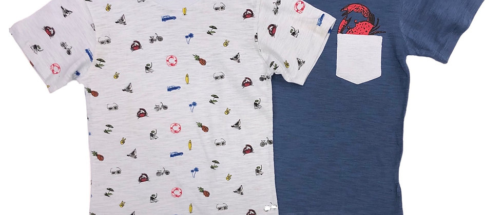 Jachs NY - 2 pack T-Shirts
