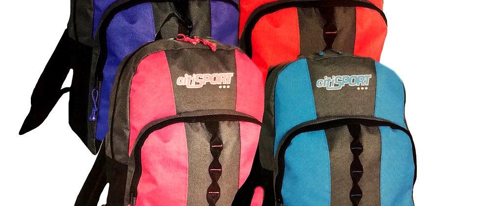"Citi Sport - 17"" Backpack"