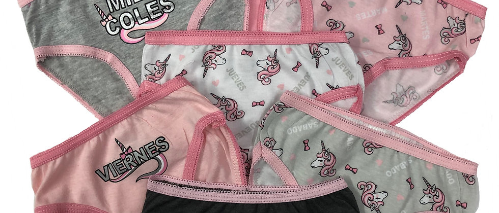 1000% Cute 7pk Panties