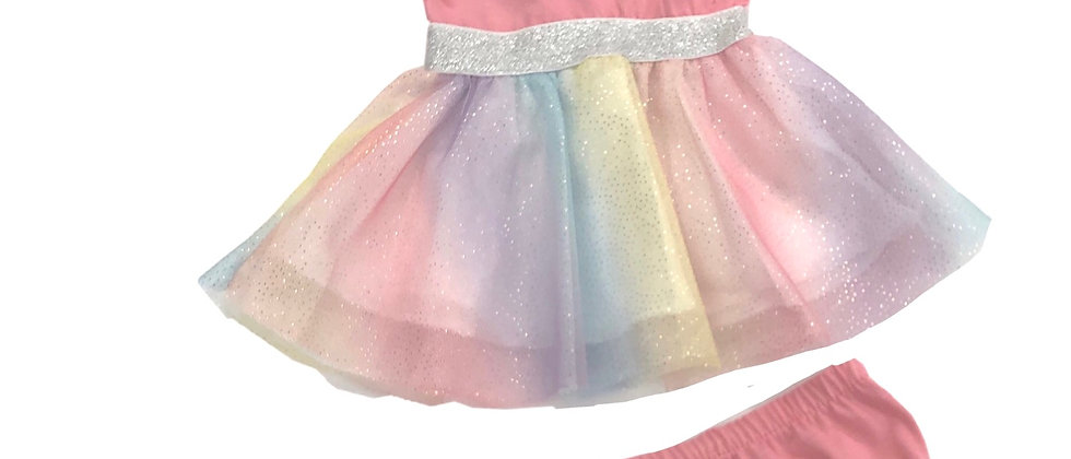Infant - My Destiny 2 pc Tutu Dress