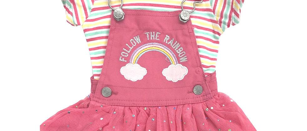 Infant - My Destiny 2 pc Skirt Jumper