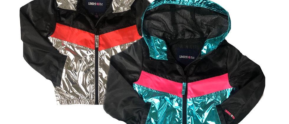 Limited Too - Metallic Spring Jacket
