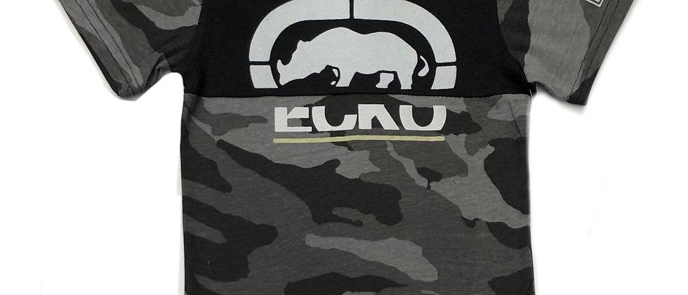 Ecko Unltd - Camo Crew Neck T-Shirt