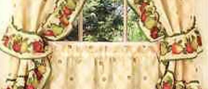 "Apple Orchard - 5-pc 36"" Kitchen Cottage Set"