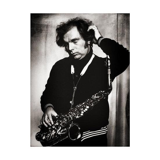Van Morrison photo print - 20x16 Limited Edition Giclee