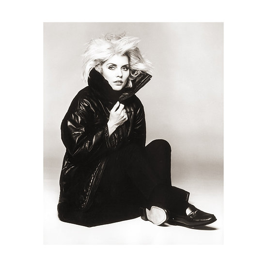 Debbie Harry Limited Edition Giclee Print 20x16