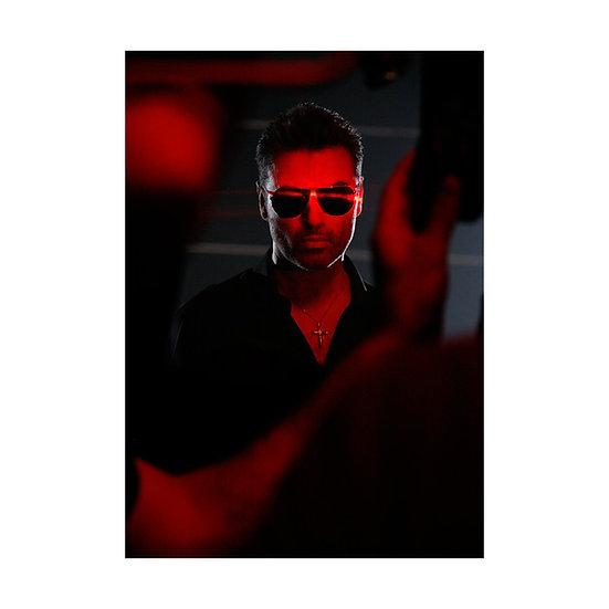 George Michael Limited Edition C-Type Print - 40x30