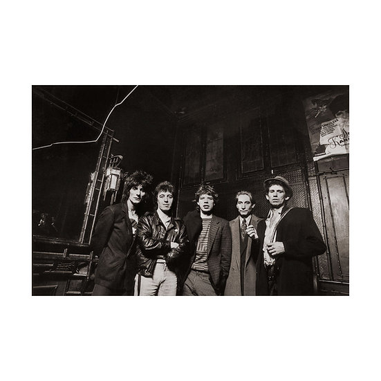 The Rollings Stones Limited Edition C-Type Print - 30x30
