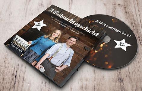 A Weihnachtsgschicht - Hörspiel auf CD.jpg