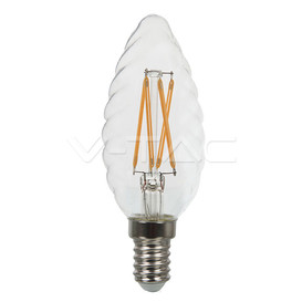 E14 CANDELA FILAMENTO LED