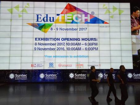 Mungilmu di EduTech Asia, Singapura