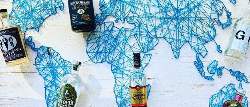 """Gin- Tasting """"Around the World""""- Hamburg"""