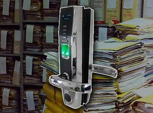 maniglia biometrica archivio.jpg