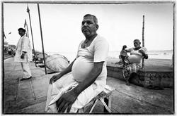 Boatman, Varanasi