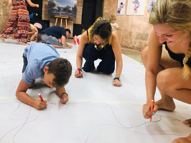 Move to Create Workshop 2019