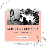 Mother & Child Yoga