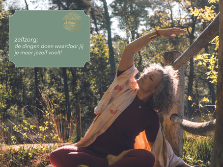 Internationale Yoga Dag - 21 juni 2021