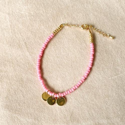 Perfect Pink armband