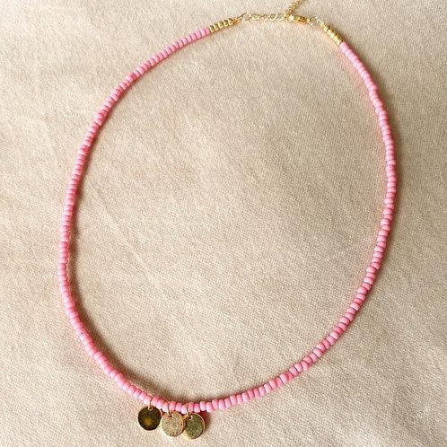 Perfect Pink ketting