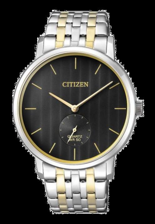 Citizen BE9174-55E Silver/Gold/Black