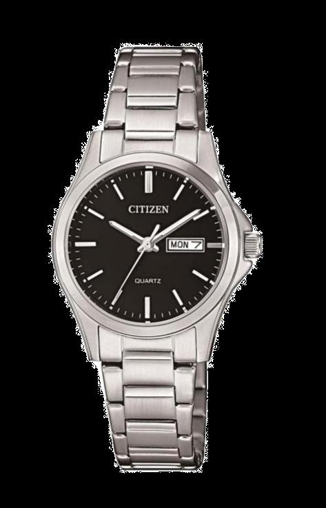 Citizen EQ0591-81E Silver/Black