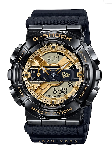 G-Shock x New Era GM110NE-1A Black