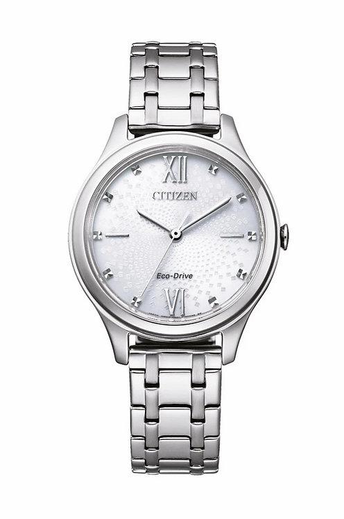 Citizen EM0500-73A Silver