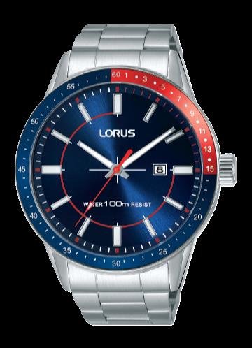 Lorus RH955HX-9 Silver/Navy