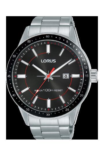 Lorus RH959HX9 Silver/Black