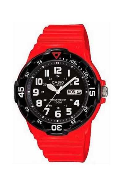 Casio MRW200HC-4B Red/Black