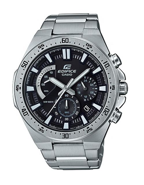 Edifice EFR-563D-1A Silver/Black