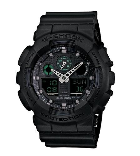 G-Shock GA-100MB-1A Black