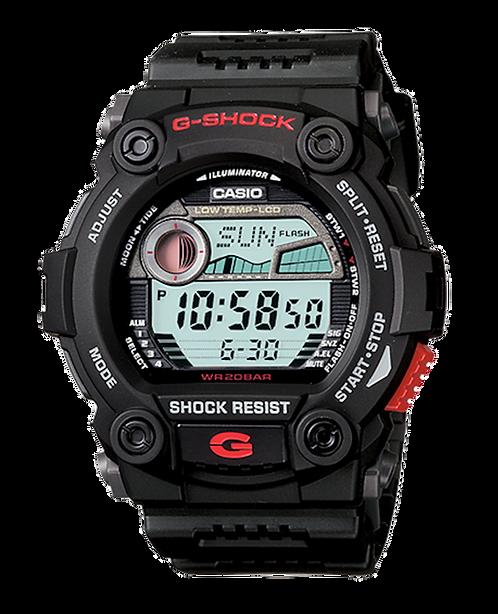 G-Shock Tide Graph G-7900-1D Black